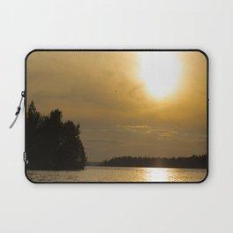 Against The Sun Bridge Laptop Sleeve