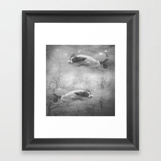 """""""Springer"""" Framed Art Print"""
