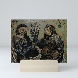 Romancing Mini Art Print