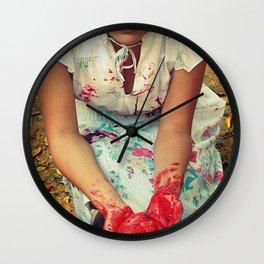 Possesion Wall Clock