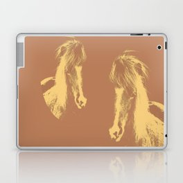 Double Pony Laptop & iPad Skin