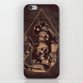 Doom Cat iPhone Skin