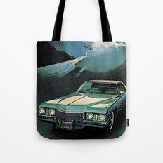 1972 Cadillac Tote Bag