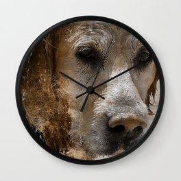Mysteries of Love Wall Clock