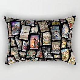 TAROT DECK Rectangular Pillow