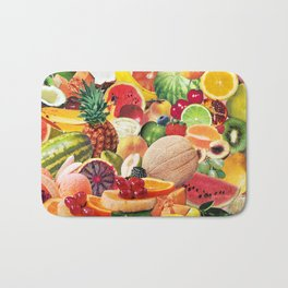 FRUITY Bath Mat