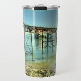Mumbles Pier Travel Mug