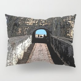 Castillo San Felipe del Morro Pillow Sham