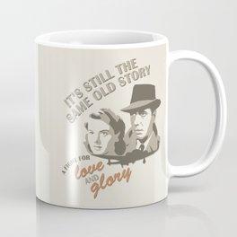 Same Old Story Coffee Mug