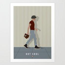 Rude Boy Art Print