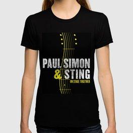 PAUL SIMON ON STAGE TOGETHER TOUR DATES 2019 KAMBOJA T-shirt
