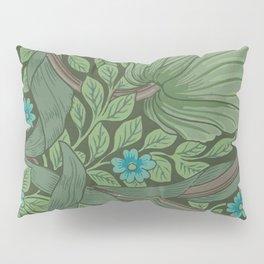 """William Morris """"Forget-Me-Nots"""" (""""Pimpernel"""" detail) Pillow Sham"""