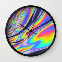 NOTE TO SELF Wall Clock