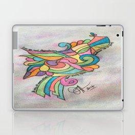 Sparrow Matthew 10:31 (KJV) Laptop & iPad Skin