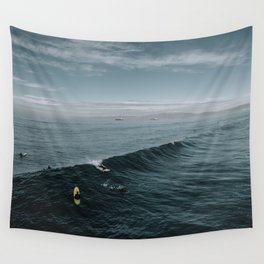 Summer Surf Session Wall Tapestry