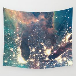Intergalactic Wall Tapestry