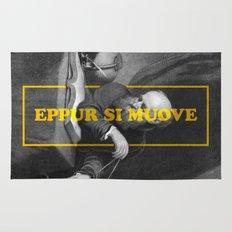 Eppur si muove (ALT Version) Rug