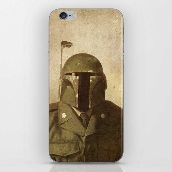 General Fettson  - square format iPhone & iPod Skin