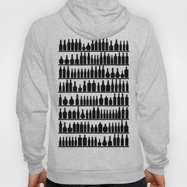 Bar Code Hoody