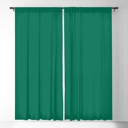 PANTONE 18-5845 Lush Meadow Blackout Curtain