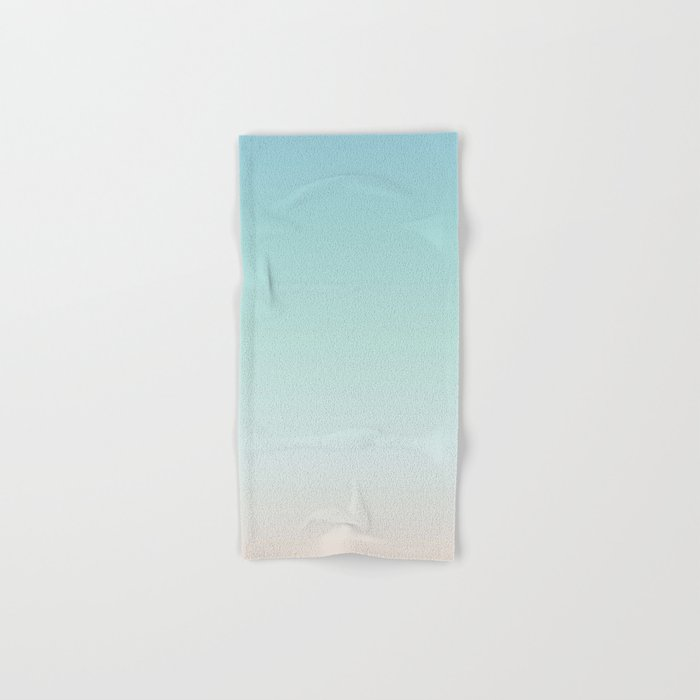 Beach Gradient Hand & Bath Towel