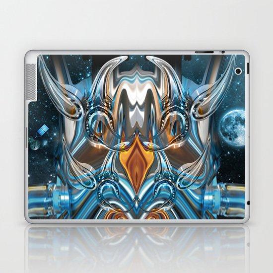 ion rising Laptop & iPad Skin