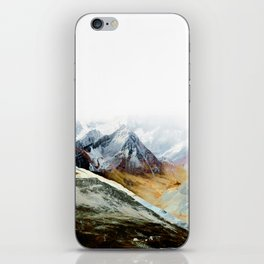 Mountain 12 iPhone Skin
