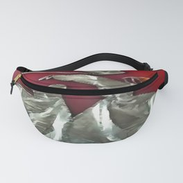 Entranced Sufis In Prayer Fanny Pack
