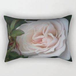 Soft Rose Rectangular Pillow
