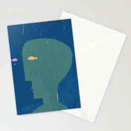 fishhead Stationery Cards