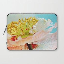 Lady Poppy Laptop Sleeve
