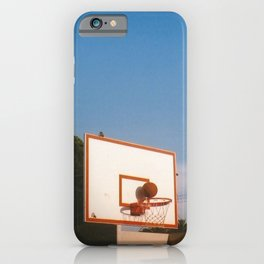 Hoops! iPhone Case