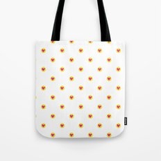 Cute little hearts Tote Bag