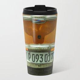 Chevy Plate Travel Mug