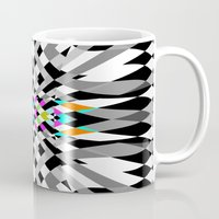 chic Mugs featuring Chic by Ornaart