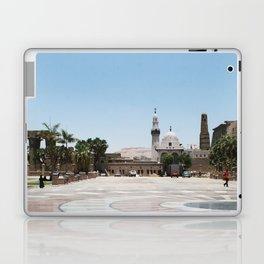 Temple of Luxor, no. 19 Laptop & iPad Skin