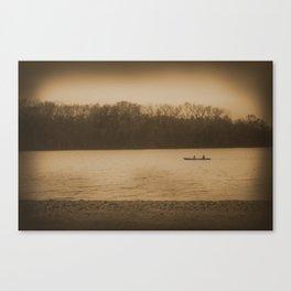 Voyage Charm Canvas Print