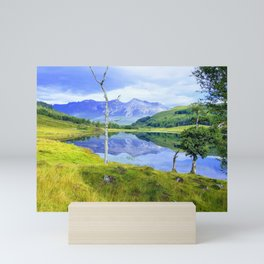 Beinn Eighe Mountain (Scottish Landscape) Mini Art Print