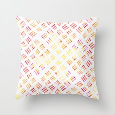 Day 004: Margot's Daily Pattern Throw Pillow
