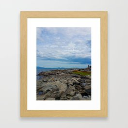 Tidepools  Framed Art Print