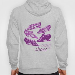 omg shoes Hoody