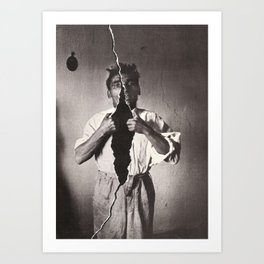 The Subject Objects Art Print