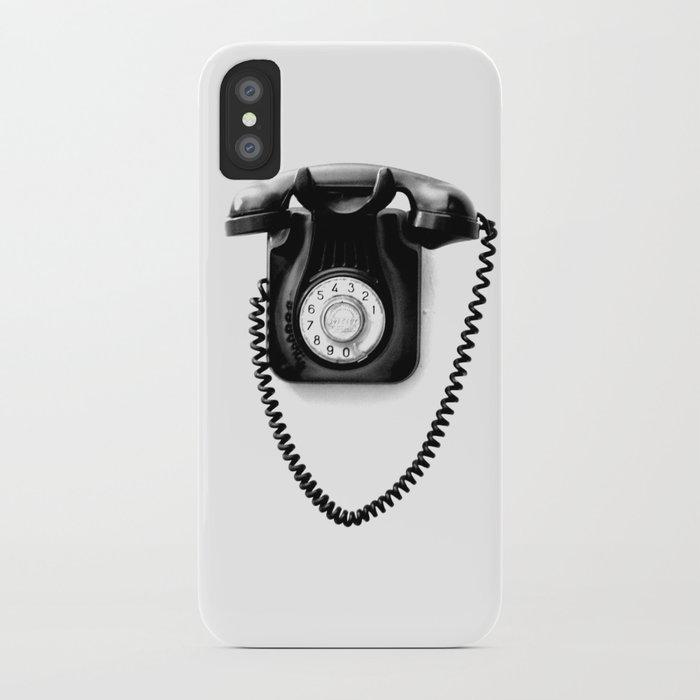 Telephone iPhone Case