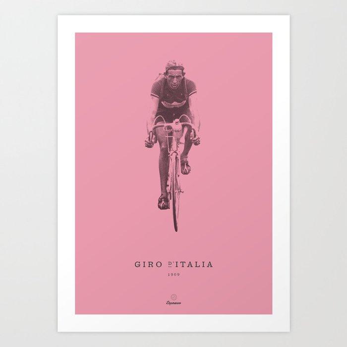 Giro d'Italia Kunstdrucke