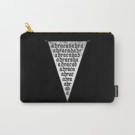 ABRACADABRA Carry-All Pouch