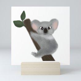 Koala Mini Art Print
