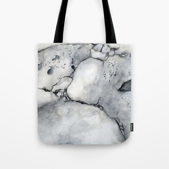 Skeletal Tote Bag