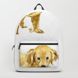 Happy Pup Backpack