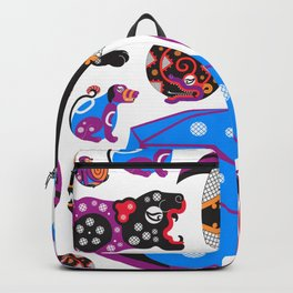 Animales Interiores  Backpack