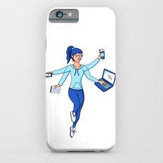 Super Freelance Woman Slim Case iPhone 6s